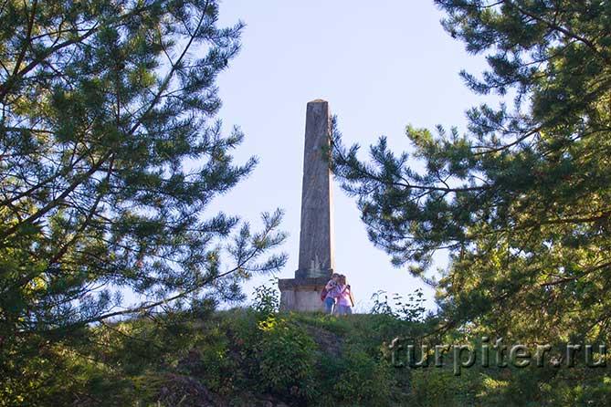 памятника двух князям