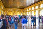 Посещение Екатерининского Дворца в Царском Селе
