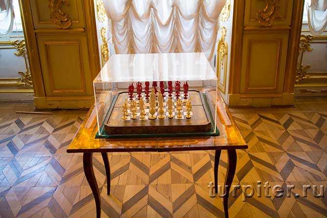императорские шахматы