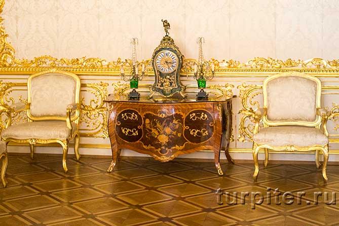 предметы интерьера дворца