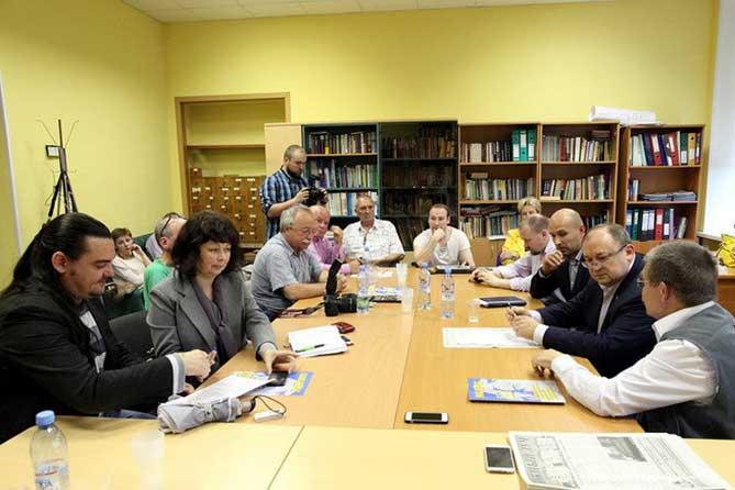 заседание экологическая коалиция
