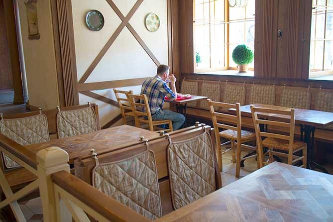 кофе Щелкунчик ресторан Санкт-Петербург