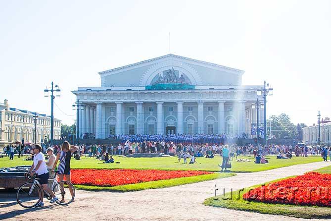 волонтеры создали флаг РФ