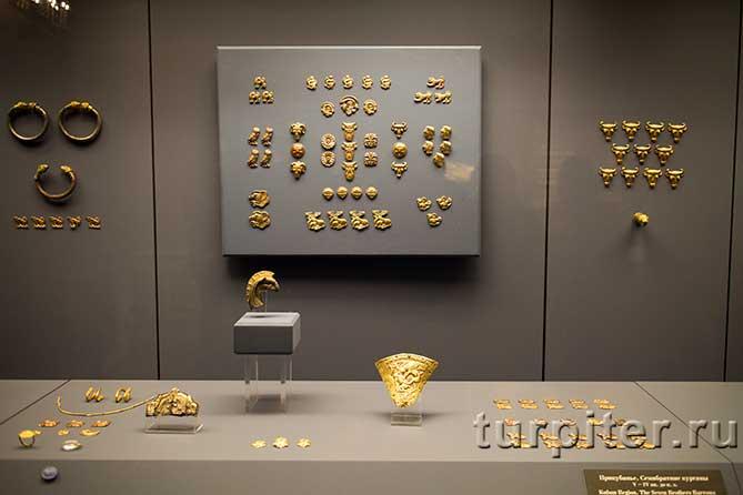 золотые изделия сделанные до нашей эры