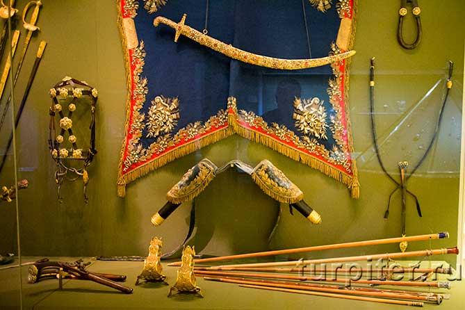 подарки русским царям