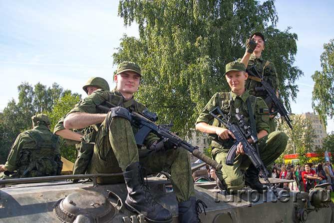 СПбПУ праздник военная кафедра