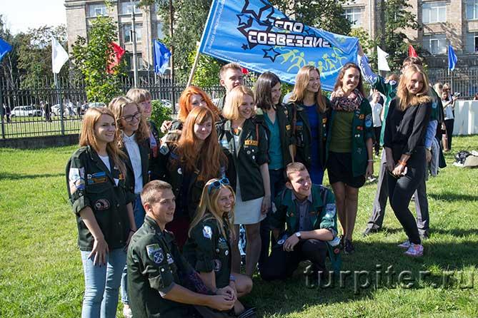 групповое фото СПбПУ