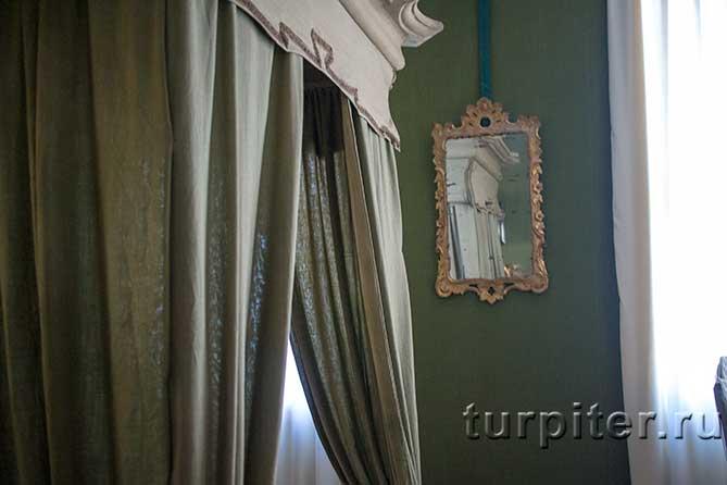 спальня императора