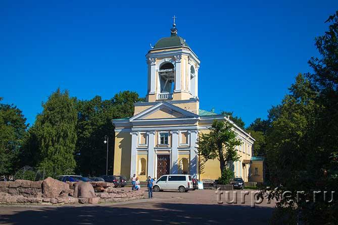 собор на улице Пионерской