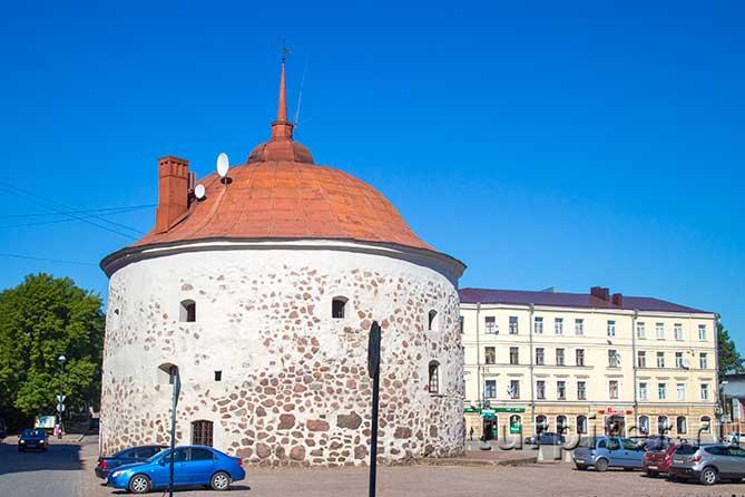 Башня на рыночной площади