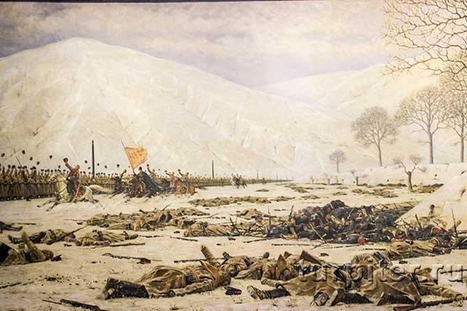 погибшие русские солдаты