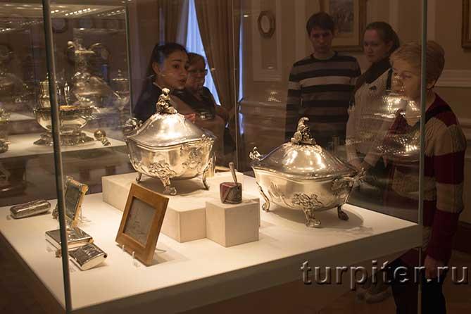 экскурсовод музей Фаберже