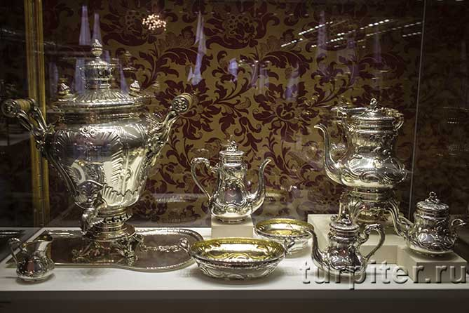 чайный царский набор