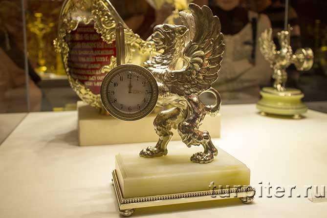 императорские часы