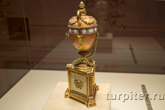 часы музей Фаберже