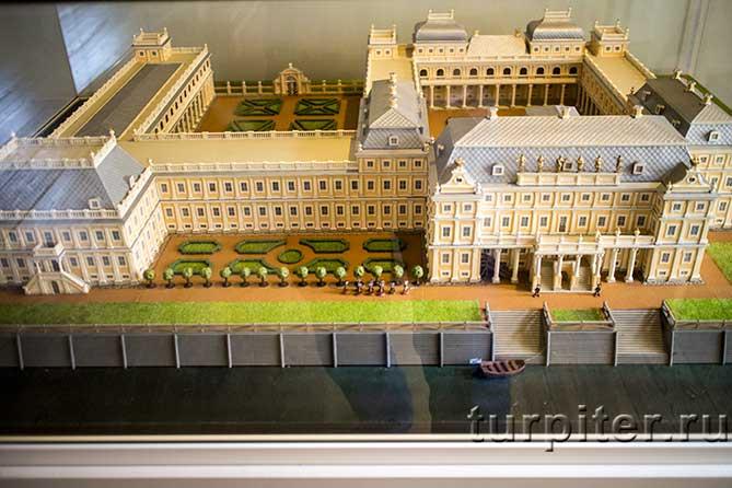 дворец в миниатюре