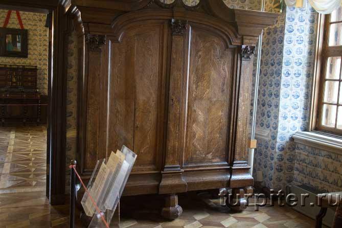 спальня Александра Меншикова