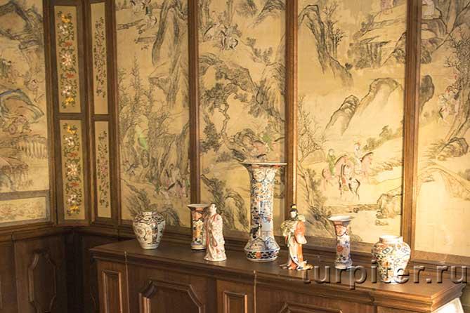 фигуры и вазы