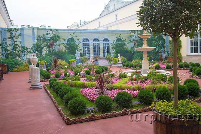 карисый сад павильон