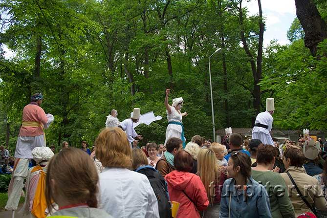 Елагин парк фестиваль