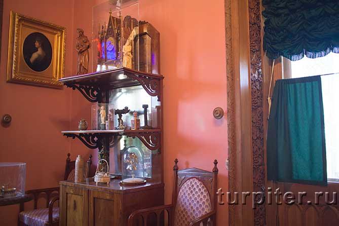 комната Александры Федоровны