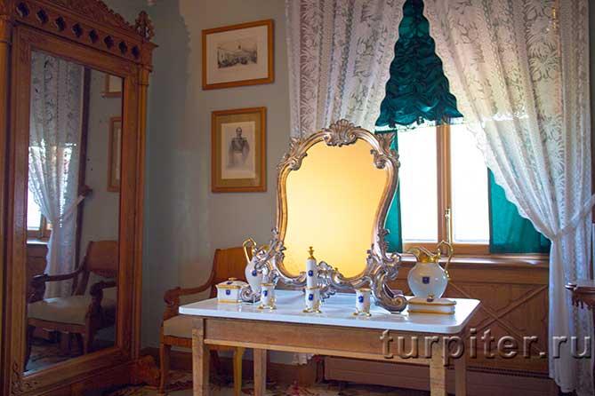 туалетный столик Дворец Коттедж