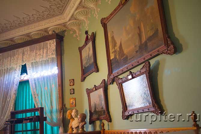 комната Николая Первого