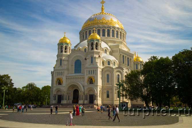 Главный морской храм России