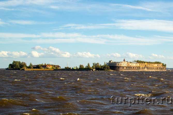 морская прогулка по фортам
