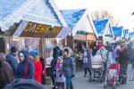 Рождественская ярмарка в Санкт-Петербурге