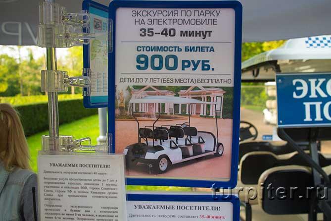 Электроавтомобиль стоимость в Петергофе