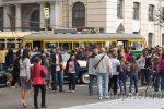 Санкт-Петербург: Парад ретро транспорта