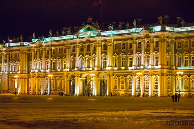 Санкт-Петербург Императорский дворец