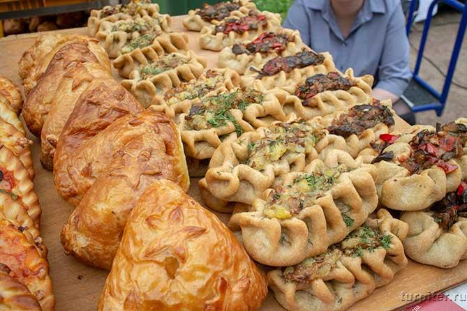 всусные пирожки с разной начинкой о да еда